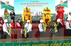 5.000 tỷ đồng xây dựng nhà máy đốt rác phát điện tại TP.HCM
