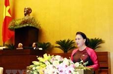 Phát biểu khai mạc Kỳ họp thứ 8, QH Khóa XIV của Chủ tịch Quốc hội