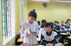 Lào Cai: Học sinh Trung học phổ thông nghỉ ngày thứ Bảy từ tháng 10