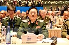 Việt Nam-Trung Quốc đẩy mạnh hợp tác trong lĩnh vực quốc phòng