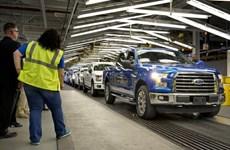 Hãng Ford sẽ cắt giảm 450 việc làm tại Canada trong năm 2020