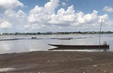 Thái Lan: Nước sông Mekong ở mức thấp nhất trong gần 100 năm qua