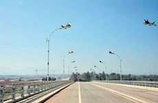 Thái Lan và Myanmar chính thức thông xe cây cầu hữu nghị thứ hai