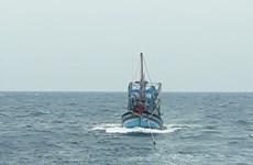 Khẩn trương cứu hộ cứu nạn tàu Thành Công 999 chìm trên biển Hà Tĩnh