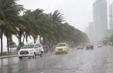 Các tỉnh từ Thừa Thiên-Huế đến Bình Định tiếp tục có mưa to sau bão