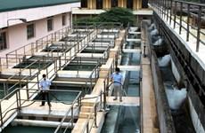 Thành phố Hà Nội đầu tư hệ thống nước sạch ở nhiều vùng phụ cận