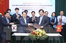 Việt Nam-Hàn Quốc hợp tác xây hệ thống quản lý kỹ năng nghề quốc gia