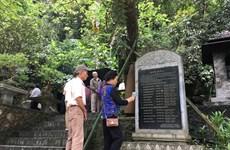 Quảng Bình: Tuần lễ tưởng niệm các anh hùng liệt sỹ tại Hang Tám Cô