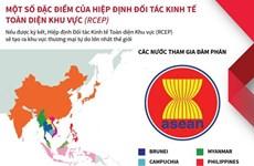 [Infographics] Đặc điểm Hiệp định đối tác kinh tế toàn diện khu vưc