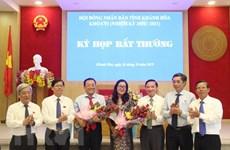Thủ tướng phê chuẩn kết quả bầu Phó Chủ tịch UBND tỉnh Khánh Hòa