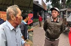 Hà Nội: Điều tra vụ cụ ông 80 tuổi bị hành hung phải nhập viện