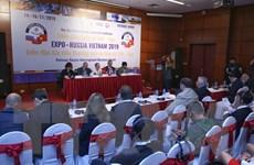 Khai mạc Diễn đàn xúc tiến thương mại và đầu tư Việt-Nga