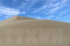 Đồi cát Nam Cương - Vẻ đẹp hoang sơ quyến rũ du khách