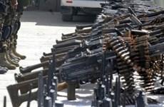 Châu Phi với vấn đề quản lý hoạt động nhập khẩu vũ khí