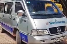 Đồng Nai: Tài xế ôtô làm rơi 2 học sinh dùng bằng lái xe giả