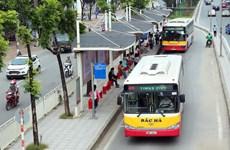 [Mega Story] Xe buýt ở Hà Nội: Tạo cú hích để phát triển