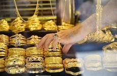 Giá vàng thế giới đánh mất đà tăng vào đầu phiên ngày 4/12