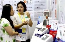 Hà Nội: Khai mạc triển lãm quốc tế chuyên ngành y dược lần thứ 26