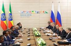 Châu Phi - Tài sản giá trị trong quỹ đạo địa chính trị của Nga