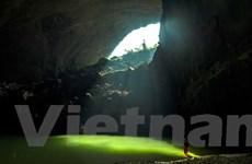 [Photo] Khám phá hang Én - Hang động lớn thứ 3 trên thế giới