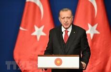 Thổ Nhĩ Kỳ thông báo với LHQ thỏa thuận phân định biên giới trên biển