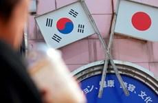 Nhật Bản-Hàn Quốc bắt đầu đối thoại cấp cao về tranh cãi thương mại