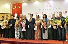 Hội Mỹ thuật Việt Nam có Chủ tịch mới: Họa sĩ Lương Xuân Đoàn