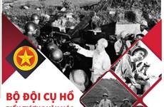 [Infographics] Bộ đội cụ Hồ: Biểu tượng văn hóa cao đẹp của Quân đội