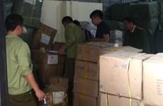 Bắc Ninh: Phát hiện lượng lớn thiết bị y tế có dấu hiệu nhập lậu