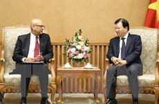 Ngân hàng Thế giới và Việt Nam thúc đẩy hợp tác phát triển năng lượng