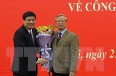 Ông Nguyễn Đắc Vinh giữ chức Phó Chánh VP Trung ương Đảng