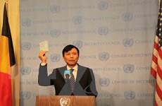 [Photo] Việt Nam đảm nhiệm vị trí Ủy viên không thường trực HĐBA LHQ