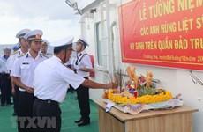 Sức xuân nơi đầu sóng: Sự kiện đặc biệt trên boong tàu 561 Hải quân