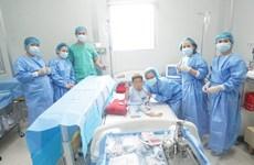 Thực hiện thành công ca ghép tế bào gốc đầu tiên ở miền Trung