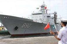 Tập trận hải quân Trung Quốc-Pakistan: Hơn cả tính biểu tượng