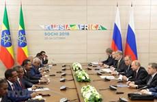 """""""Vùng đất hứa"""" châu Phi dưới góc nhìn của các cường quốc"""
