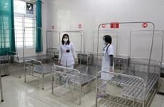 Ninh Bình giám sát 65 người tiếp xúc gần bệnh nhân nghi nhiễm corona