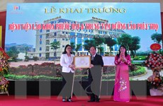 Thái Bình: Khai trương Bệnh viện Lão khoa tư nhân đầu tiên của cả nước