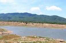 Nước hồ chứa xuống thấp, Khánh Hòa đối mặt nguy cơ hạn hán