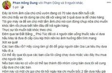 Thông tin 4 người ở Gia Lai tự tử vì dưa hấu rẻ là sai sự thật