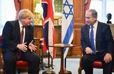 Israel và Anh sẽ đàm phán lập khu vực thương mại tự do hậu Brexit