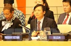 Việt Nam ủng hộ việc tăng cường hợp tác giữa OSCE và Hội đồng Bảo an