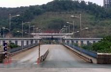 Trung Quốc lùi thời gian khôi phục trao đổi hàng hóa cư dân biên giới