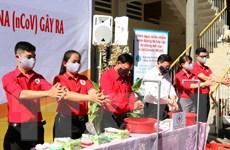 Hội Chữ thập đỏ Việt Nam vận động hiến máu và chống dịch Covid-19