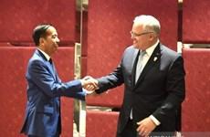 Quan hệ đối tác chiến lược đầy tiềm năng giữa Australia và Indonesia