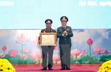 Trao Huân chương của Nhà nước Việt Nam và Lào cho các tập thể, cá nhân