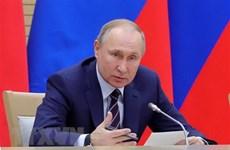 Thông điệp ngoại giao của Tổng thống Nga với bối cảnh bất ổn thế giới