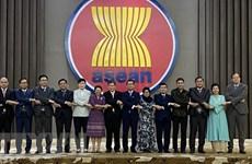 Cuộc thi và triển lãm tranh đồ họa các nước ASEAN lần thứ 3 tại Hà Nội