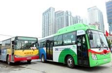 Hà Nội phát triển hạ tầng, mở rộng vùng phục vụ cho xe buýt
