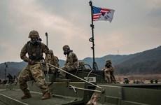 Nguy cơ quân đội Mỹ tại Hàn Quốc phải phân tán nhân lực